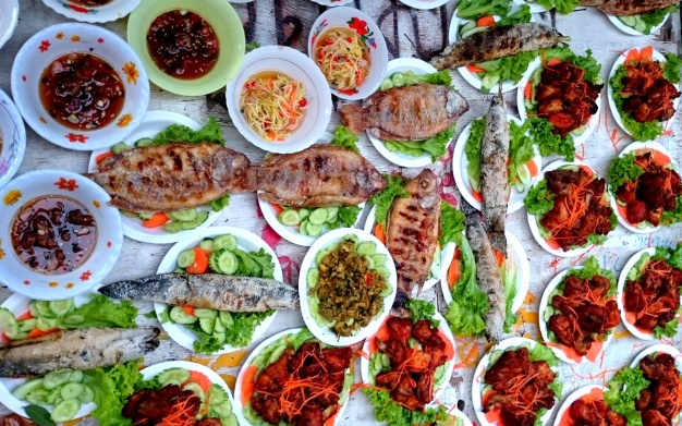 khmer food fish mokita dreams