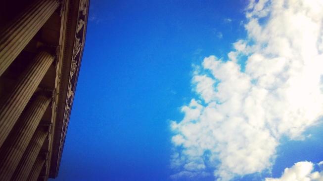 mokita dreams look up sky architecture