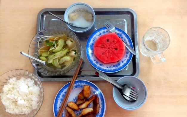 vietnamese food dinner homemade mokita dreams