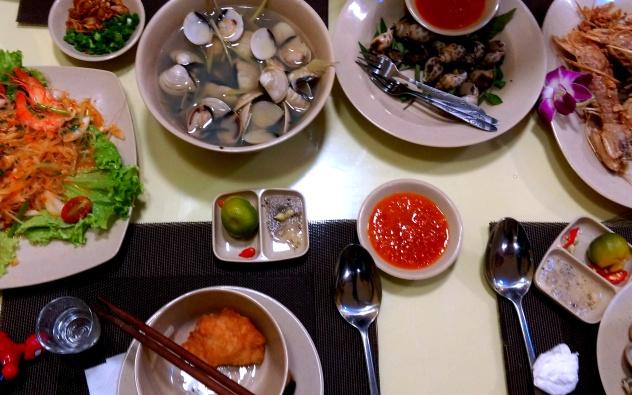 vietnamese foods sea food mokita dreams