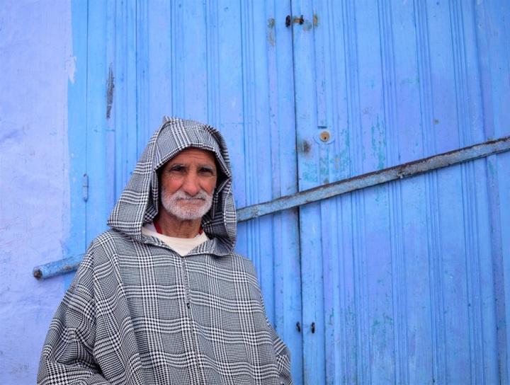 portrait man street photography ieva kambarovaite