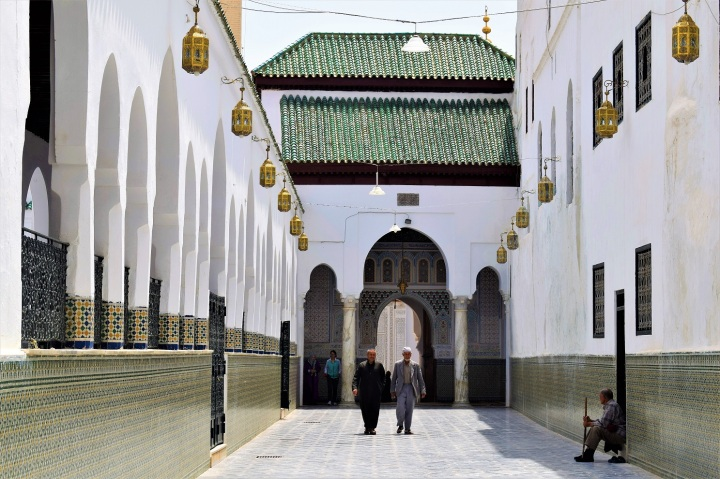 mosque meknes morocco by ieva kambarovaite